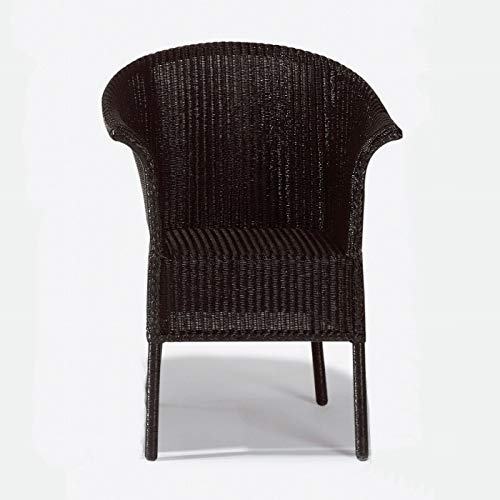 Lexington Loom Sessel Schwarz 66X58X82 Sh46 cm