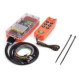 Telecomando per gru a 400 canali Interruttore per telecomando industriale per gru idraulic...