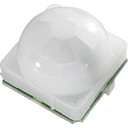 Module détecteur de mouvement PIR B & B Thermo-Technik PIR-LP PIR-LP 5 V/DC 3-5 V/DC (L x l x h) 20 x 25 x 25 mm 1 pc