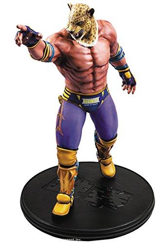 First 4 Figures Tekken 5: King 1: 4 Scale Statue