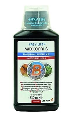 Easy Life Maxicoral B Traitement de l'Eau pour Aquariophilie 250 ml