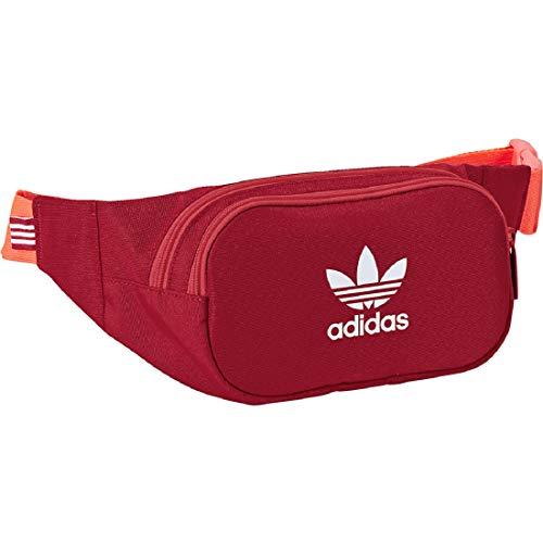 Adidas C Body Melange Bag - Riñonera, Color Rojo, tamaño Talla única