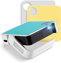 ViewSonic M1 Mini 1080p Portable LED Projector, JBL Speaker, HDMI, Auto Keystone,Built-in Battery, Stream Netflix with Dongle (M1 Mini)