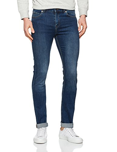 Cheap Monday Herren Tight Pure Blue Skinny Jeans, Blau, 31W x 34L