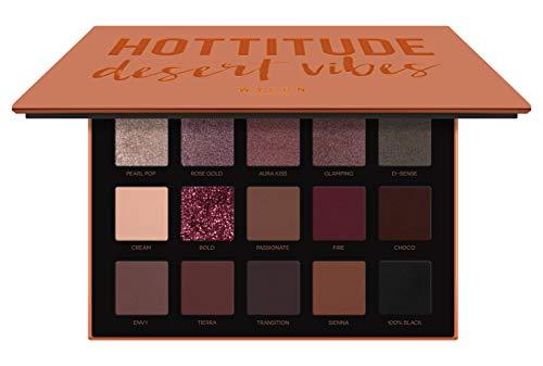 WYCON cosmetics HOTTITUDE DESERT VIBES palette ombretti