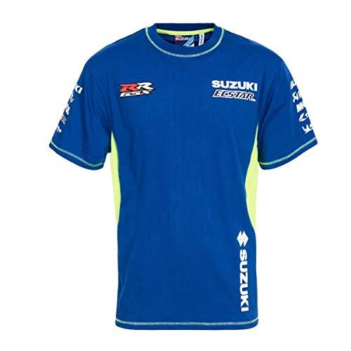 Suzukí Ecstar offizielles Paddock Pitline motorrad MotoGP T-shirt (L)