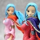 CXNY 24 cm Dragon Ball Z Nefeltari VIVI Encantador Anime Figura de acción PVC Nueva colección Figuras Juguetes colección para Regalo de Navidad-2pcs / Set