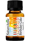 Birthday cake Premium Grade Fragrance Oil - 10ml - Scented Oil - for Diffuser Oils, Making Soap, Candles, Lotion, Home Scents, Linen Spray, Lotion, Perfume, Beard Oil,