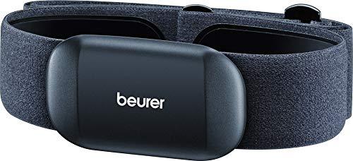 Beurer PM 235 Herzfrequenzmessung mit Smartphones, Brustgurt mit Bluetooth 4.0 zur Pulsmessung und Aufzeichnung von Trainingsdaten mit gängigen Fitness-Apps wie runtastic