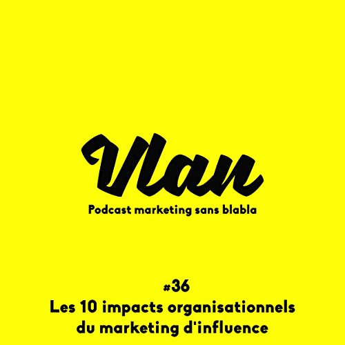 Couverture de Les 10 impacts organisationels du marketing d'influence