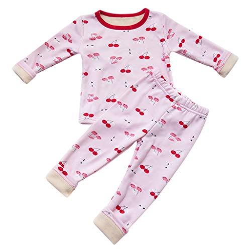 Hui.Hui Chemise à Lettre ImpriméE à Manches Courtes Moyen et Petit Enfants Chemise à Manches Courtes à Lettre T-Shirt + Ensemble de Shorts pour Enfants 1-5 Ans