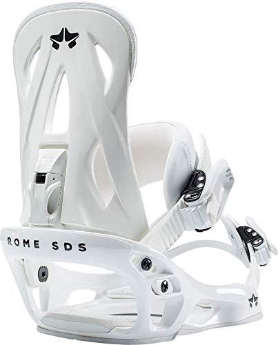 Rome ATTACCHI Snowboard UOMO Shift 2021 White S-M