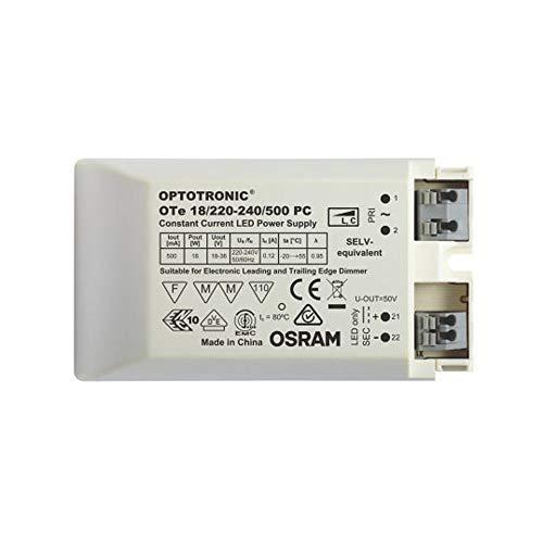 Osram OT (Treiber)–Team Optotronic Ote 18/220–240/500PC