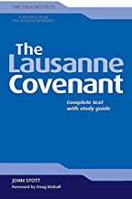 Lausanne Covenant: Complete Text with Study Guide