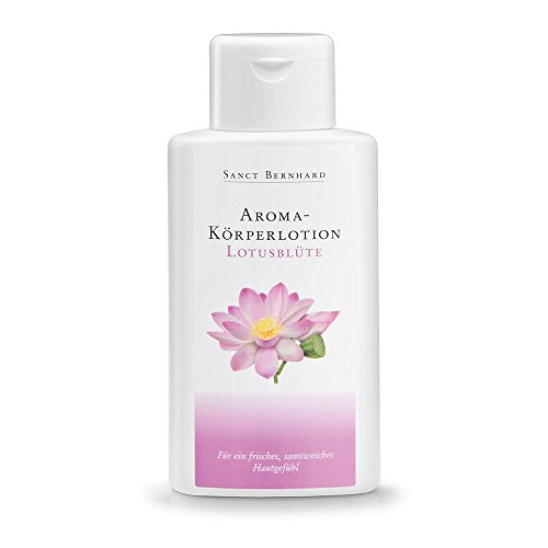Sanct Bernhard Aroma-Körperlotion Lotusblüte 250 ml