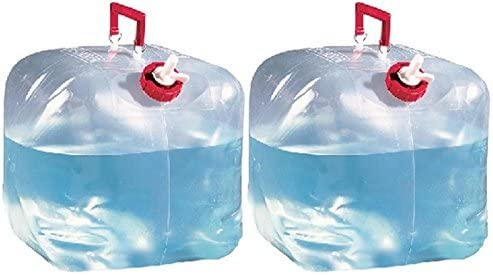 Reliance 2 5 Gallon Cheap mail order shopping Collapsible 5000-13 Jugs Recommendation Water Containers