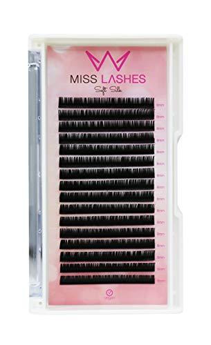 Miss Lashes Soft Silk 1:1 Technique 0.20 - D - 8 mm Cils 32 g