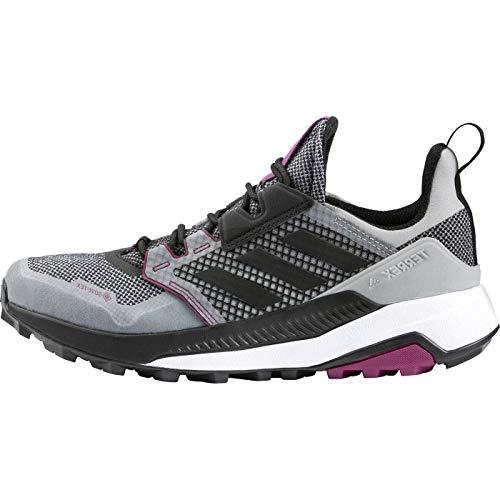 adidas Terrex Trailmaker GTX, Zapatillas para Carreras de montaa Mujer, Gretwo Cblack Powber, 35 EU