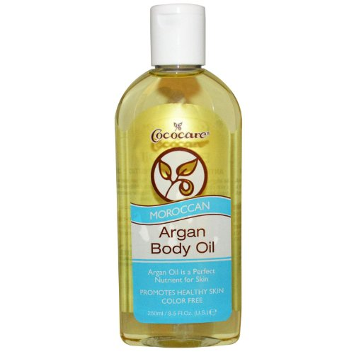 Marokkanischen Argan Körperöl, 8,5 Flüssigunzen (250 ml) - Cococare - Menge: 1