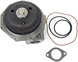 Rareelectrical NEW HD WATER PUMP COMPATIBLE WITH CATERPILLAR TRUCK ENGINE C15 C16 10R0484 10-R0484 0R 9869