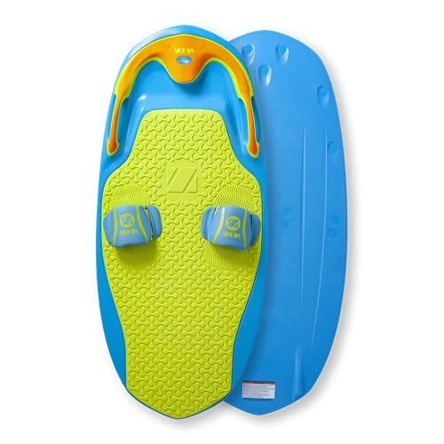 ZUP You Got This 2.0 Board, All-in-One Kneeboard, Wakeboard, Wakeskate, and Wakesurf Board for All Ages, Blue