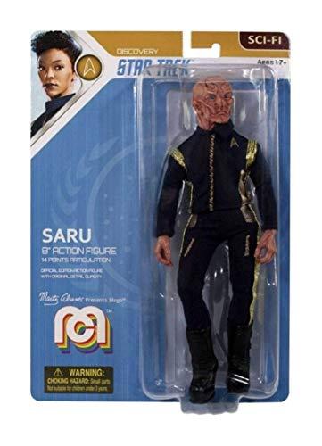 Mego Star Trek Discovery Action Figure Saru 8' Figure