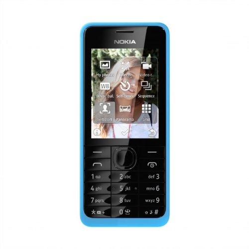 Nokia 301 Cyan Handy