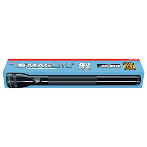 Mag-Lite -   4 D-Cell Stablampe,