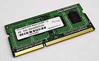 アドテック DDR3-1333/PC3-10600 SO-DIMM 4GB 省電力 ADS10600N-H4G