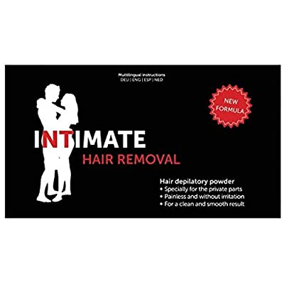 Intimate Hair Removal Cream Wax Threading Men's Hair Removal Kit for Intimate Areas