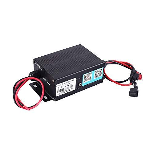 Solarladeregler, SC300A 24 V 36 V 72 V Solarpanel-Laderegler Unterstützt mehrere Solarpanels parallel und in Reihe