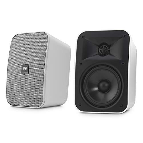 Review JBL Control X 5.25 Indoor/Outdoor Speaker - Pair (White) (Renewed)