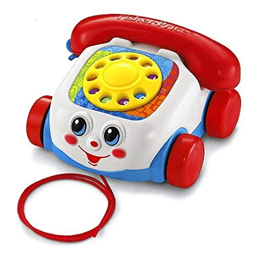 Save %58 Now! Fisher-Price Brilliant Basics Chatter Telephone