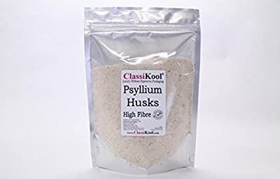 Classikool 250g Pure All Natural Psyllium/ Isabgol/ Ispaghula Husk for Fibre and Detox [*FREE UK POST] by Classikool