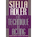 The Technique of Acting by Stella Adler (1988-08-01)