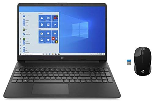 HP 15 10th Gen Intel Core i3 15.6-inch FHD Alexa Built-in Laptop with 4GB, 1TB HDD, 2GB Graphics