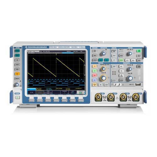 Rohde y Schwarz RTM2104 - Osciloscopio (Varios)