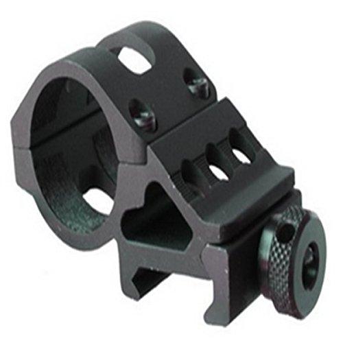 Unique Feu T2008 Airsoft Air Gun Rifle Flash tactique laser Offset Mount 20 mm Rail Support lumière pour vélo.