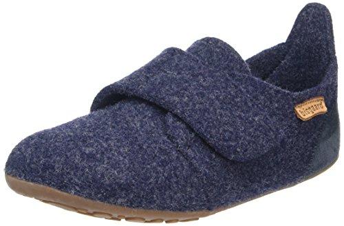 Bisgaard Unisex-Kinder 11203999 Slipper, Blau (20 Blue), 29 EU