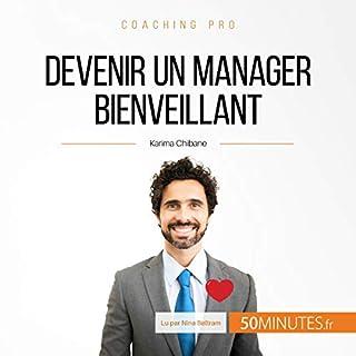 Couverture de Devenir un manager bienveillant