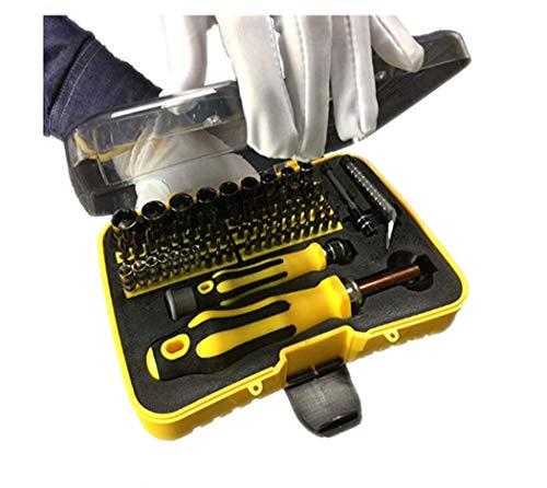 AAPLUS - 72 in 1 Präzisions Schraubendreher bit Set Magnetische Hardware Schraubendrehersatz Reparatur Werkzeug Kit für Handy/Elektronik/ XBOX/Smartphone/Tablet/PC/MacBook/Kamera mit Verpackung