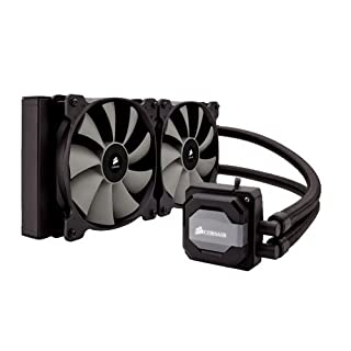 Corsair CW-9060019-WW Hydro H110i GT 280mm Extreme Performance Liquid CPU Cooler (B00SIKYZJ6) | Amazon price tracker / tracking, Amazon price history charts, Amazon price watches, Amazon price drop alerts