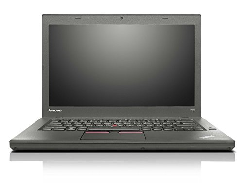2019 Lenovo ThinkPad T450 14 pulgadas HD Business Laptop Computer, Intel Dual-Core i5-5300U hasta 2,9 GHz, 8 GB RAM, 256 GB SSD, HDMI, 802.11ac WiFi, Bluetooth, Windows 10 Professional (Enewed)