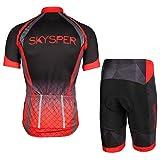 Zoom IMG-2 skysper abbigliamento ciclismo uomo completo