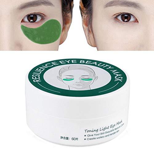 60pcs protège-yeux, masque pour les yeux, collagène pour masque pour les yeux, protège-yeux anti-âge avec soin des yeux hyaluronique, protège-yeux anti-odeur hydratant, enlève les sacs, cernes et poch
