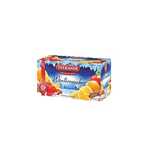 Teekanne Früchtegarten 20er,Winterzauber
