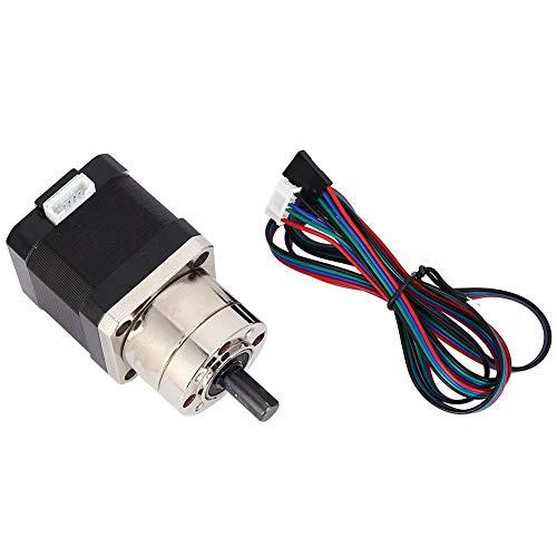 FTVOGUE 17HS4401S-PG518 17 Stepper Motor,4Wires Equipment Supplies for 3D Printer