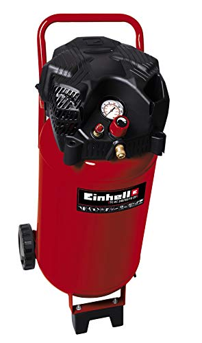 Einhell TH-AC 240/50/10 OF Compresor vertical, 1500 W, 230 V