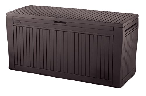 Keter Keter 231317 Comfy Box, Braun Bild
