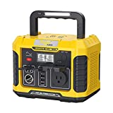 Togo Power Portable Power Station A350, 346Wh Backup Lithium Battery, 120V/330W Pure Sine Wave AC Outlet, Solar Generator Power Supply for CPAP Outdoors Trip Camping Emergency